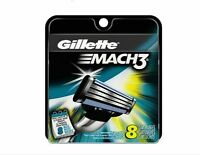 Gillette Mach3 Men's Razor Cartridges 8