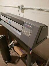 Roland Colorcamm Pc 600 24 Thermal Transfer Printercutter