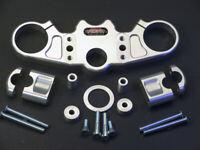 Abm Superbike Té de Fourche Aprilia RSV 1000 Mille (Me) 97-00 Argent