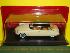 Voiture 1/43e Atlas CITROEN - DS 19 - 1956