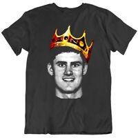 Daniel Jones Danny Dimes King of New york Football Fan  T Shirt