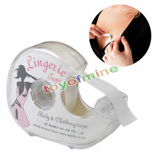 Secret Safe Lingerie Tape Body Clothing Dress Tape Sided Clear Bra Adhesive