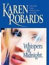 Core: Whispers at Midnight by Karen Robards (2003, Hardcover, Large Type)