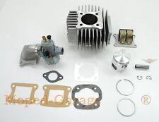 Puch Maxi Ciclomotore Scooter 70cc Membrana Cilindro Messa punto Set con