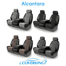 CoverKing Alcantara Custom Seat Covers for Jeep Liberty