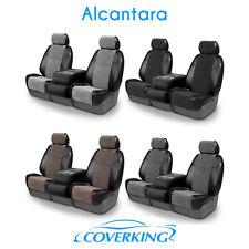 CoverKing Alcantara Custom Seat Covers for Mazda MX-5 Miata
