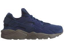 Nike Air Huarache Run SE Mens 852628-400 Binary Blue Running Shoes Size 9.5
