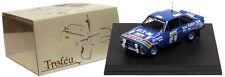 Trofeu 1015 Ford Escort MK II #4 Winner RAC Rally 1978 - H Mikkola 1/43 Scale