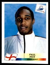 Panini France 98 (Black Back) - ENG Paul Ince No. 471