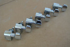 2002 FENDER TUNERS TUNING PEGS for YOUR TELECASTER or STRATOCASTER GUITAR! #B425