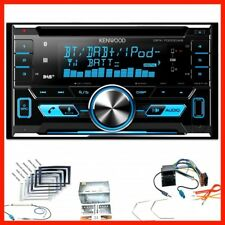 KENWOOD dpx-7000dab Bluetooth Kit Installazione per OPEL ASTRA H CORSA D ZAFIRA B Antara
