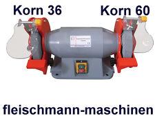 Holzmann Doppelschleifbock Doppelschleifmaschine DSM200 230V