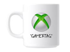 Personalised XBOX Gamertag Gift Mug for Gamer