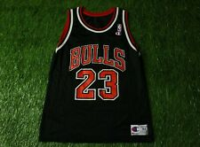 CHICAGO BULLS USA # 23 JORDAN RARE BASKETBALL SHIRT JERSEY CHAMPION ORIGINAL