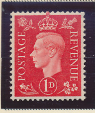 Great Britain Stamp Scott #236a, Mint Never Hinged, Good Centering