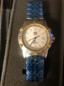 TAG HEUER Men's Watch Professional 1500 SERIES