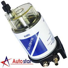 "3/8"" NPT Fuel Water Separetor Fuel Filter System S3213 For Marine outboard Motor"