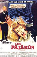 LOS PAJAROS. dvd