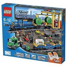 LEGO CITY 60052 City Treno Cargo, Treno Nuovo Di Zecca Sigillato in Fabbrica