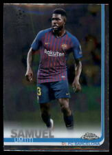 2018-19 Topps Chrome UEFA Champions League Samuel Umtiti #69