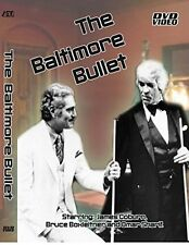 The Baltimore Bullet-DVD-R-Starring James Coburn, Bruce Boxleitner & Omar Sharif
