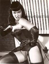 Bettie Page 4x5 B&W Photo 3C-67 Betty