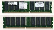 Apple EET 1GB DDR-400 SDRAM PC3200 184-pin DIMM Memory Module