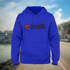 SUDADERA CINELLI BICYCLES BIKE HOODER SWEATER PULLOVER PULL SWEAT FELPA