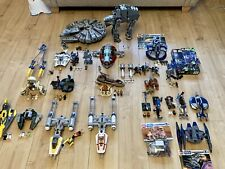 Lego Star Wars Truly Massive Bulk Lot Collection Of Sets Most Discontinued