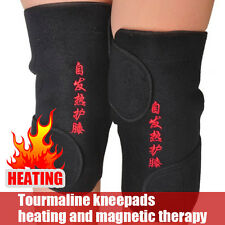 Self heating knee pads magnetic therapy relieves from pains 1 pair.