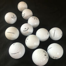 Callaway Superhot 55 ....15 Near Mint AAAA Used Golf Balls.....Free Shipping..