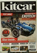 Kitcar Test Drive Exotech Exclusive Lotus Seven Spyder Feb 2016 FREE SHIPPING JB