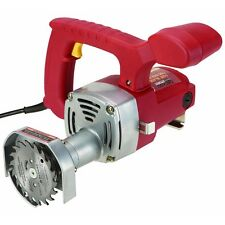 "3 3/8"" Blade 120V Toe Kick Saw Remove flooring under cabinets W/O removing them!"