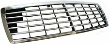 chrome sport grille front grill radiator grill for Mercedes C Class W202 93-00