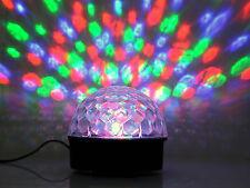 9W  LED RGB DJ Club Disco KTV Party Magic Ball Crystal Effect Light Stage Light