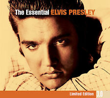 The Essential Elvis Presley [RCA/Sony BMG] by Elvis Presley (CD, Aug-2008, Legacy)