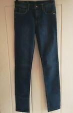 Monkee Genes Skinny Blue Jeans Size W26 L32 S8 Regular J27P Organic Designer