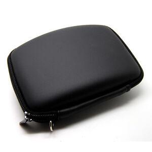 """4.3"""" inch HARD EVA COVER CASE FOR BAG Garmin Nuvi 200W 250W 260W 580 600 _SX"""