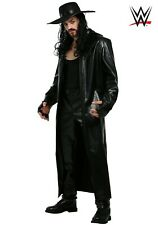 Adult Wwe Undertaker Wrestling Superstar Costume Size L (with defect)