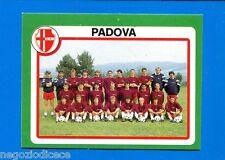 CALCIO FLASH '90 Lampo - Figurina-Sticker - PADOVA SQUADRA -New