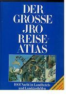 Der Grosse JRO Reiseatlas - 1990