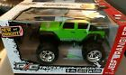 New Bright Full Function RC Radio Controlled Jeep Wrangler Green 2.4GHz