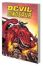 Devil Dinosaur The Complete Collection GN Jack Kirby Omnibus Moon Girl New NM