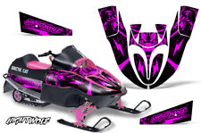 Arctic Cat Sno Pro 120 Sled Wrap Snowmobile Decal Graphics Kit 09-13 NIGHTWOLF P