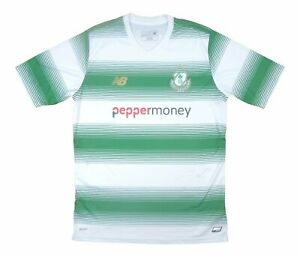 Shamrock Rovers 2018-19 Original Home Shirt (Excellent) L Soccer Jersey