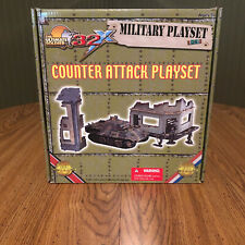 The Ultimate Soldier 32X Counter Attack Playset