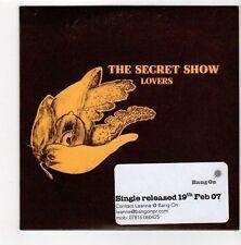(FA433) The Secret Show, Lovers - 2007 DJ CD