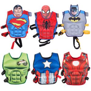 LIFE JACKETS CHILD KIDS SWIMMING Floating Swim Zip Vest Buoyancy Aid Jacket