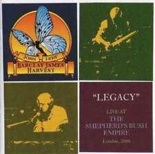 CD musicali progressivi live