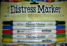 Ranger Tim Holtz DISTRESS MARKERS COUNTRY FAIR Set of 5